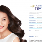 Dove Intense Repair Shampoo Sample and FREE Hairstyling Session Giveaway