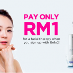 Bello 2: ASAP Triple Treat Activating Facial Treatment for only RM1