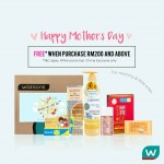 Watsons Mother's Day Care Box worth RM175 Giveaway