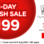 Air Asia: Fly to Australia, Japan, Korea, New Zealand from only RM199!