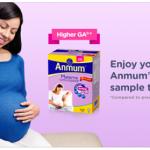 Anmum Materna FREE Sample Giveaway!