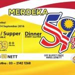 JOGOYA Merdeka Special Promotion