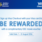 GSC FREE Movie Voucher Giveaway