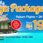 AirAsiaGo: Flights + Hotel + Tax to China, Hong Kong, Taiwan, Thailand, Australia, Japan, Korea from only RM199 per pax!