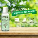 Garden of Eden Mild Gel Cleanser Giveaway
