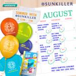 Kiss Me Sunkiller Sample Giveaway