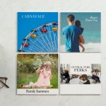 FREE 6'' x 6'' Personalised Square Photobook Giveaway