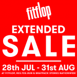 Fitflop Nationwide Sale