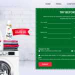 Persil Superior Clothes Care and Comfort Ultra Pure Sample Giveaway