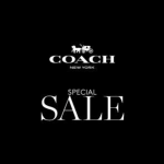 COACH Special Sale: Enjoy Discount up to 70%