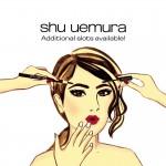 Shu Uemura 3D Brow Styling Giveaway