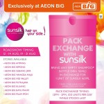 FREE Sunsilk 160ml Giveaway