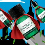 The Body Shop Tea Tree Sample Giveaway