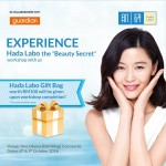 Hada Labo Gift Big worth RM100 Giveaway