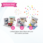 Laneige Limited Edition Nano Block Giveaway