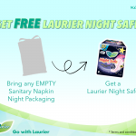 FREE Laurier Night Safe Giveaway