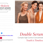 Clarins Double Serum FREE Sample Giveaway