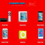 Apple Products Big Clearance Sale
