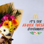 McDonald's Aloha Tuesday Giveaway