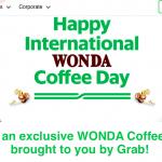 FREE Wonda Coffee (Original, Mocha, Latte and Kopi Tarik) + Mrs. Fields chocolate Chip Cookies Giveaway