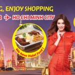 Vietjet Fly to Ho Chi Minh City from only RM9