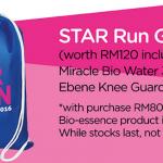 Bio-Essence FREE STAR Run Goodies, Worth RM120!