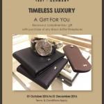 Braun Büffel FREE Gift Giveaway