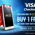 GSC Buy 1 FREE 1 Promotion