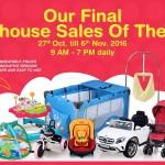 My Dear Warehouse Sale