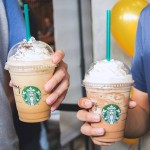 Starbucks Frappuccino Buy 1 FREE 1 Promotion