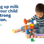 Growing Up Milk Trial (1 Month Supply) Giveaway