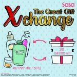 SaSa Christmas Gift Giveaway