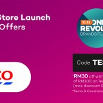 Tesco RM30 Discount Code Giveaway