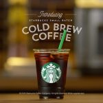 Starbucks Americano or Freshly Brewed Coffee or Cold Brew at only RM1.80 Promotion