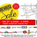 Delfi Warehouse Sale