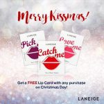 LANEIGE Lip Card Giveaway