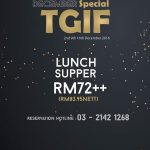 JOGOYA Lunch or Supper Buffet at only RM72++