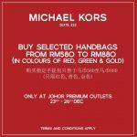 Michael Kors Handbags Promotion
