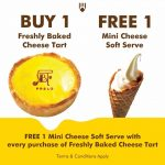 Pablo Cheese Soft Serve Giveaway