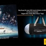 FREE Star Wars Shoulder Bag Giveaway