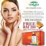 CELLCODE at only RM238 + FREE RM200 Spa Vouchers Giveaway