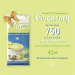 Esprecielo Allure Green Tea Latte Sample Giveaway