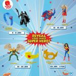 McDonald's FREE Collection Super Hero Toys Giveaway!