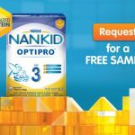 NANKID OPTIPRO 3 Sample Giveaway