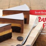 Secret Recipe Chocolate Brûlée Buy 1 FREE 1 Promo at ALL Outlets