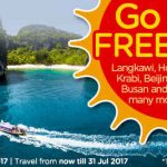 AirAsiaGo: FREE Seats to Langkawi, Ho Chi Minh City, Krabi, Beijing, Sydney, Busan and more!