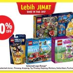LEGO Set at 50% Discount Promotion