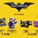 McDonald's The Lego Batman Happy Meal Toys Giveaway