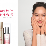 Clarins Double Serum, Shaping Facial Lift and White Plus Serum Sample Giveaway