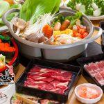 Sukishi Dinner Buffet + 1 Tori Karage for only RM35